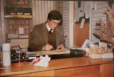 Jan Rijken 40 jaar huisarts (1980)